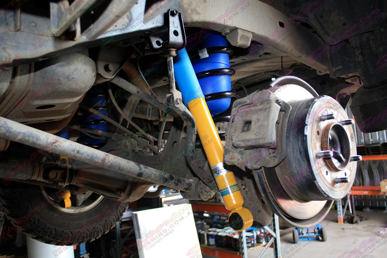 Toyota Landcruiser 100 Series 2 Inch Airbag Lift Kit 4x4
