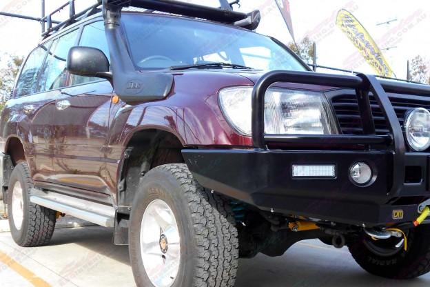 Toyota Landcruiser 105 Series 2 Inch Airbag Suspension Kit