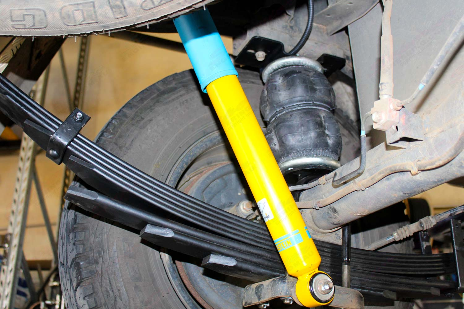 4x4 Airbags Air Suspension Amp Airbag Helper Springs